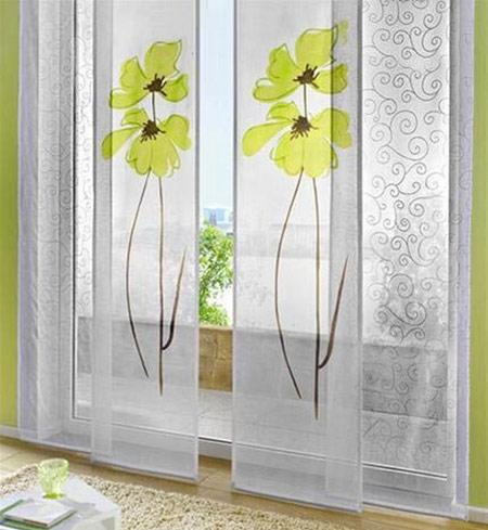 Japanese Curtains, Japanese Style Curtain Panels, Japanese Door Curtains