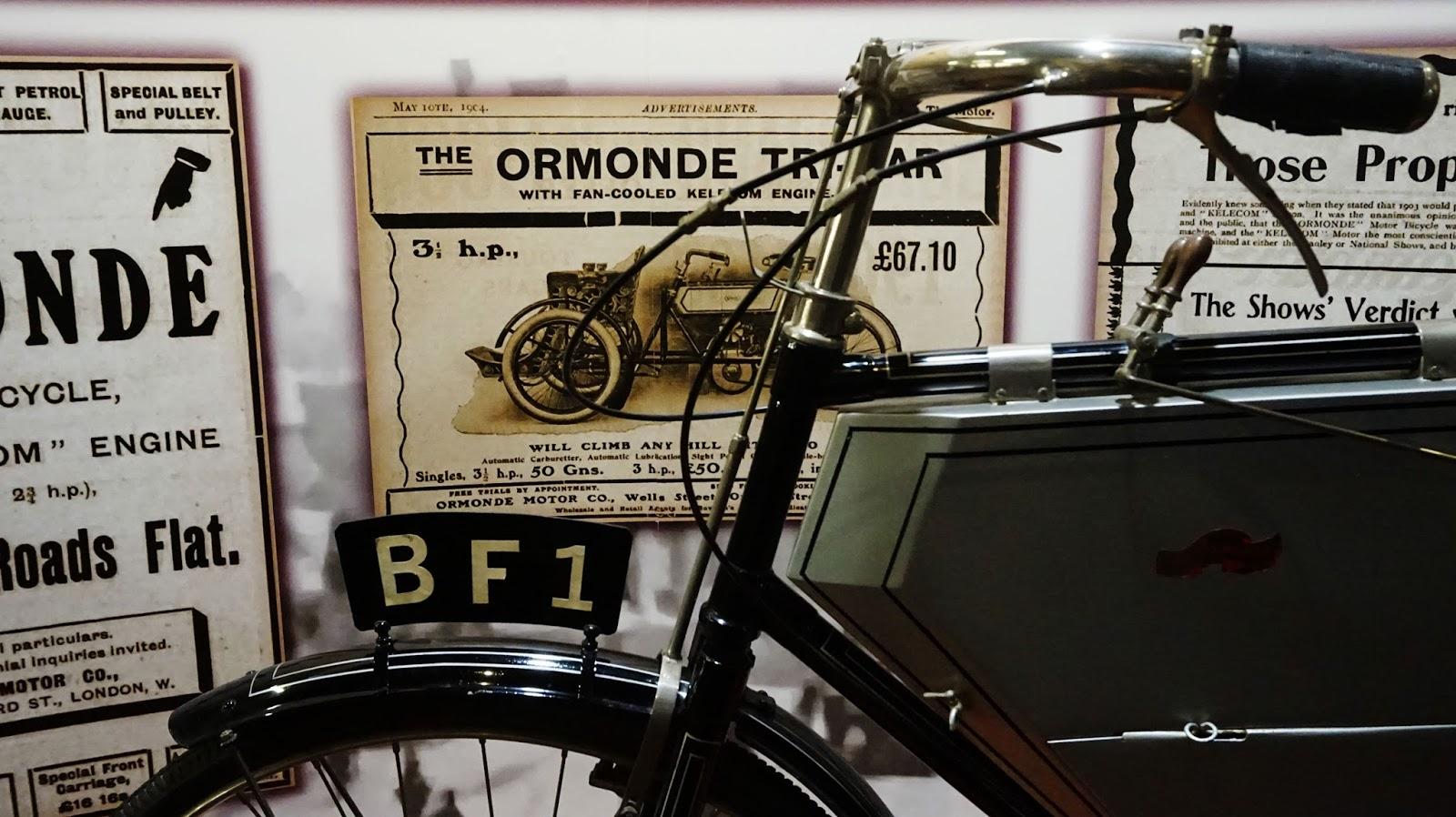 classic motor bike first haynes motor museum