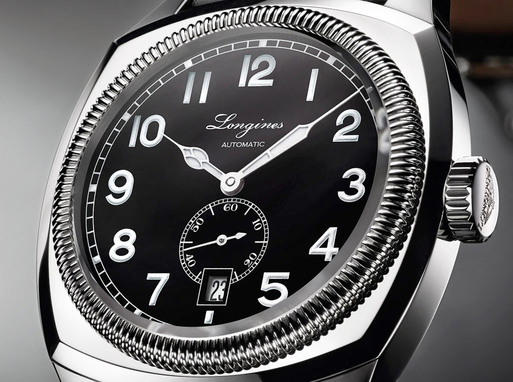 Longines - Heritage Pilot 1935 - News - Timekeepers Club