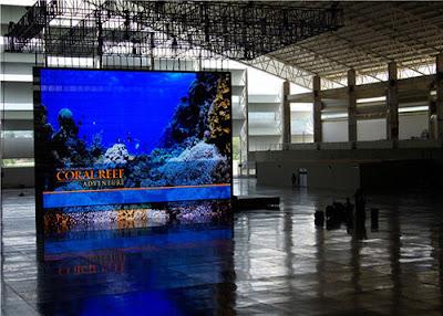 Cung cấp màn hình led p2 indoor chính hãng tại quận 8