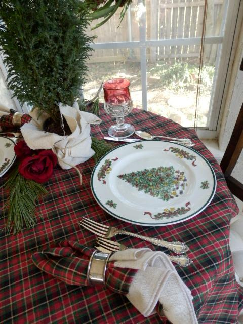 China, Holiday China, Johnson Brothers, Victorian Christmas