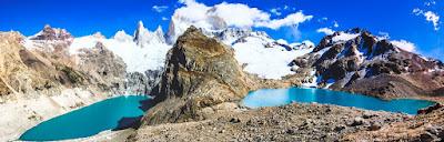 Fitz Roy - Laguna Sucia - Laguna de los Tres - Parque Nacional de los Glaciares