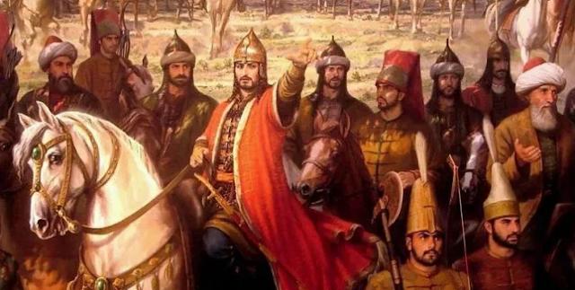 Sejarah Berdirinya Kesultanan Turki Usmani