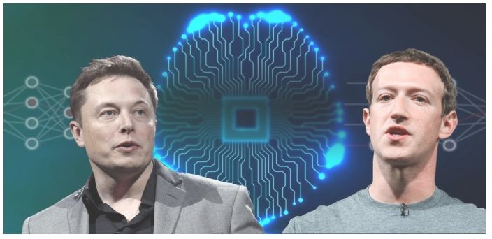 Elon Musk And Mark Zuckerberg Fights Over Who Understands AI Better