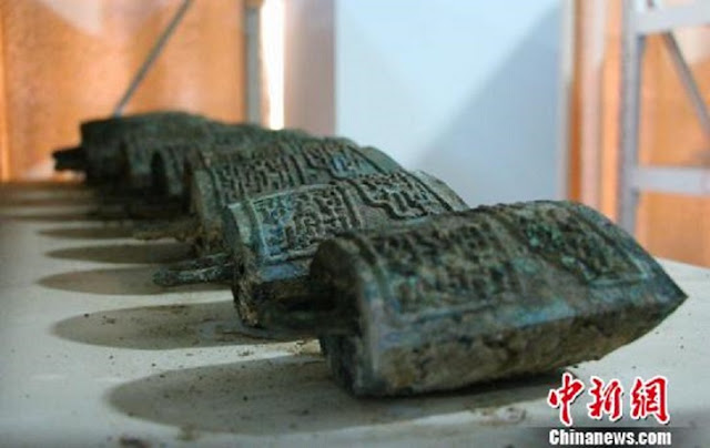 136 ancient tombs discovered in Shandong
