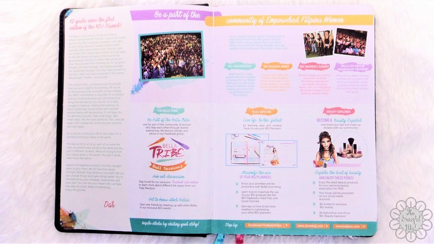 A Close-up Look inside a Filipino Lady`s Planner: 2018 Belle De Jour Power Planner | First Impressions and Reviews | Introduction - Top Beauty, Books, Health, Fashion, Life, Lifestyle, Style, and Travel Blog/Website - by Filipino/Filipina/Pinay - Blogger/Freelance Writer in Quezon City, Metro Manila, Philippines