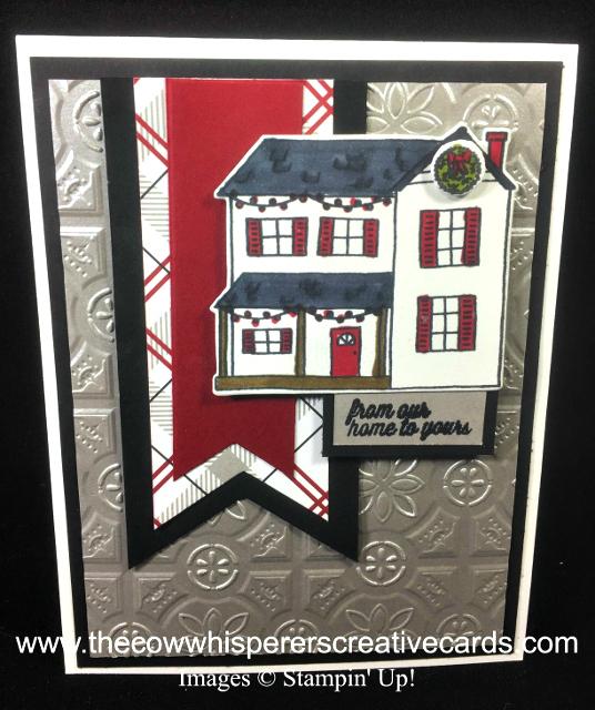 Card, Farmhouse Christmas, Holiday Catalog, Rustic