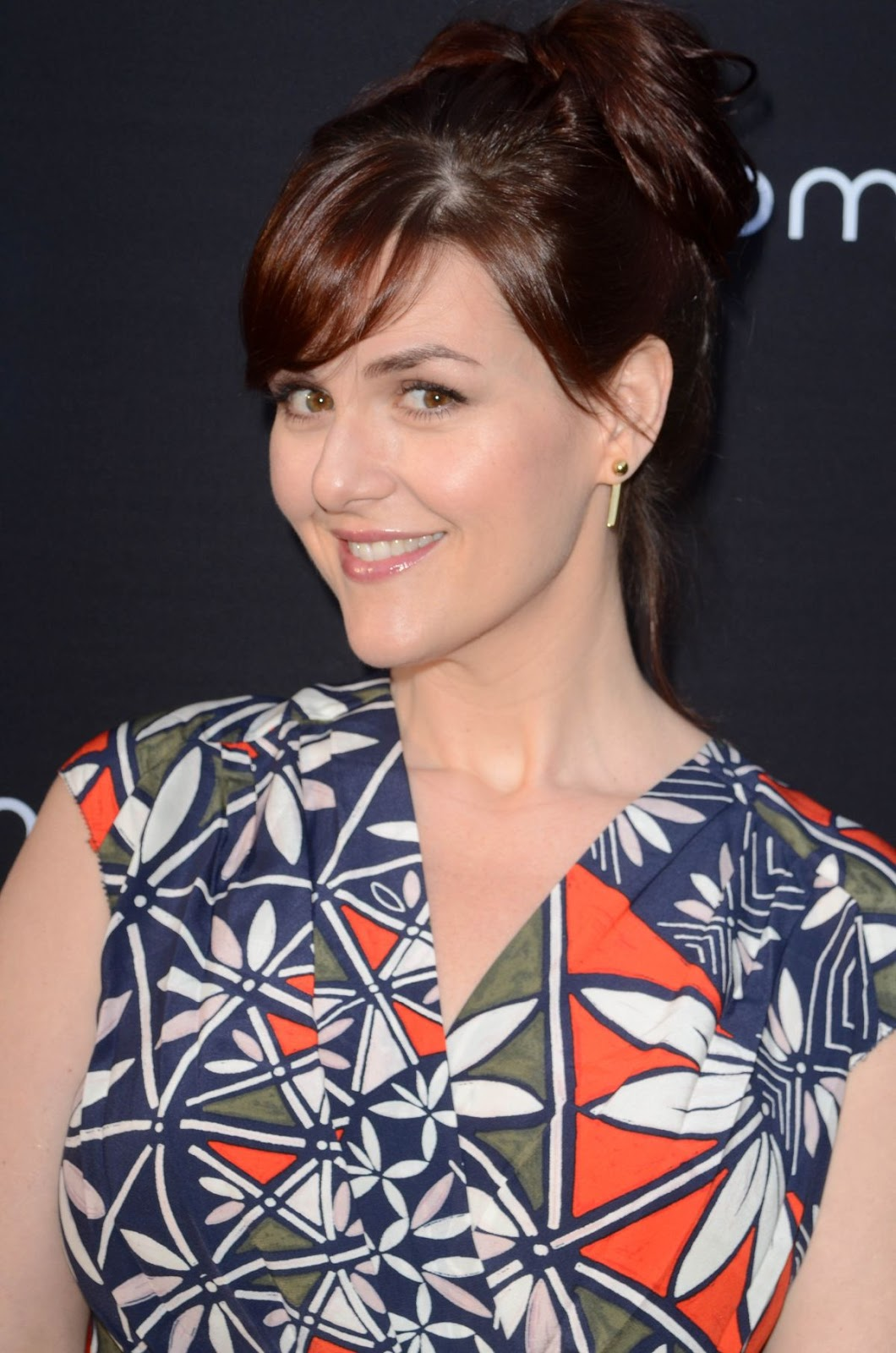 Don't Wake Mommy actress Sara Rue at 4moms Car Seat Launch  Ceremony in Los Angeles