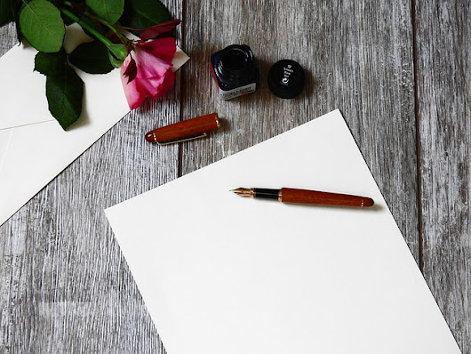 Overcoming writer's block after a fiasco