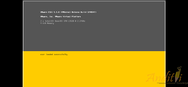 Cara Installasi VMWare Hypervisor ESXi-anditii.web.id