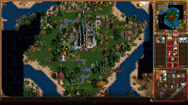 Heroes of Might and Magic III Gameplay Screenshot 4