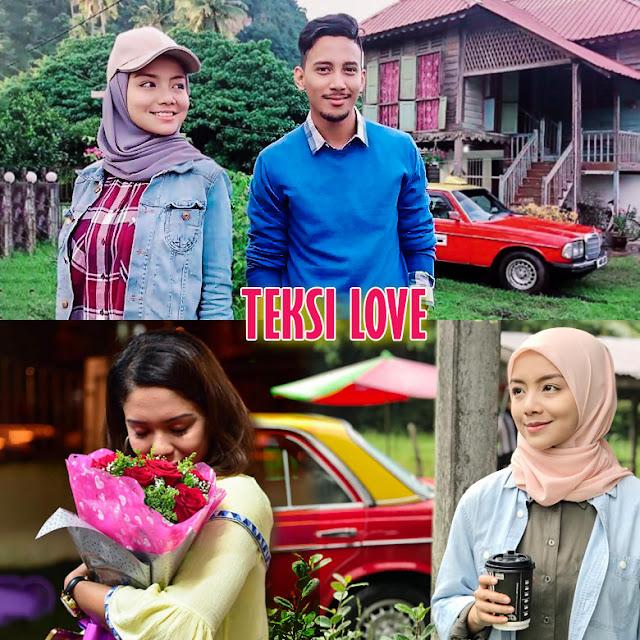 Telemovie Teksi Love Lakonan Fendy Bakry, Mira Filzah
