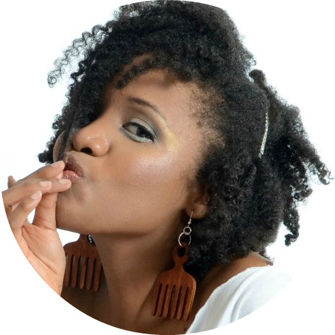 Wondrous Anya Grant Is Naturally Glam Curlynikki Natural Hair Care Hairstyles For Women Draintrainus