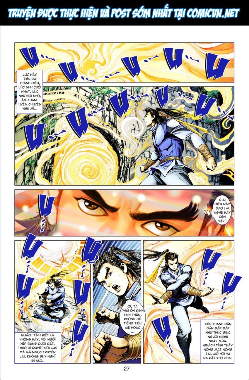 Anh Hùng Xạ Điêu anh hùng xạ đêu chap 39 trang 27
