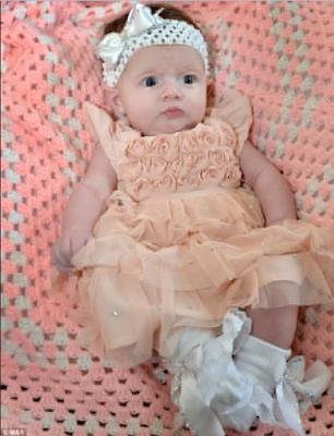 Model Baju Bayi Perempuan imut