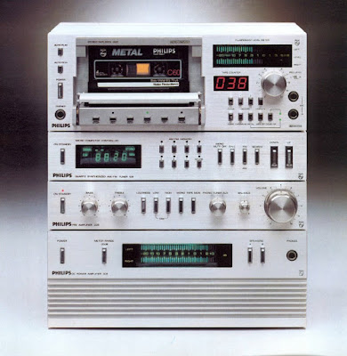 PHILIPS mini 109 1980