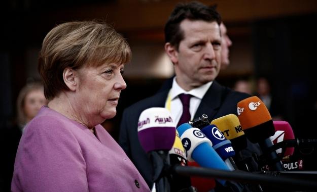 Θέμα Τουρκίας θέτει η Μέρκελ στη Σύνοδο Κορυφής