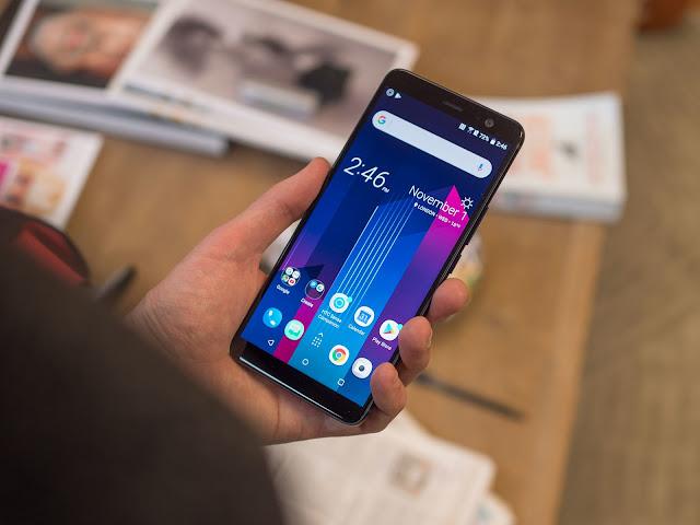 إتش تي سي تعلن رسميا عن هاتفها الذكي U11+