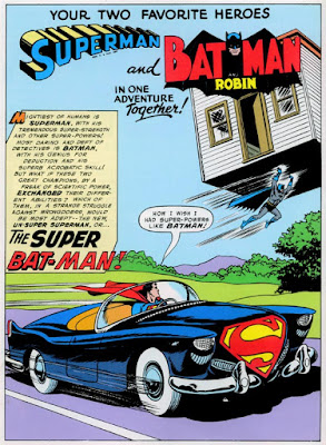 Superman Driving
