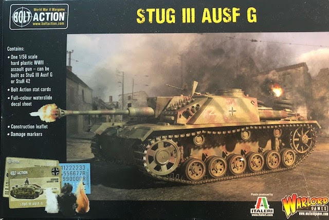 AMERICAN WARGAMERS ASSOCIATION: German WW2 Stug III AUSF G