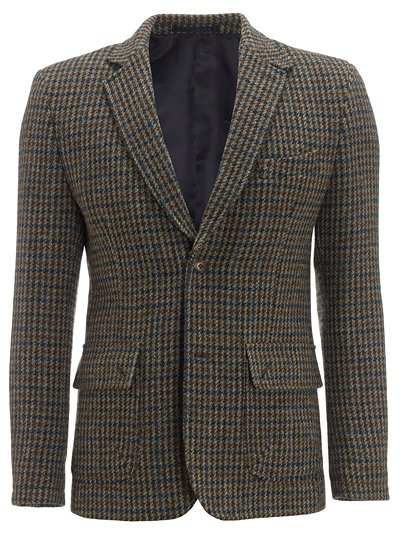 844ba2a0bc31d1 Harris tweed jacket - British fabric and British manufactured