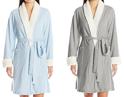 Nautica Sweater Knit Lounge Robe $36 (reg $78)