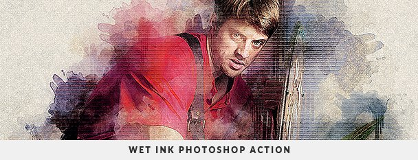 Painting 2 Photoshop Action Bundle - 85