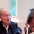 El rey Juan Carlos I pillado en Irlanda con la mallorquina Marta Gayá