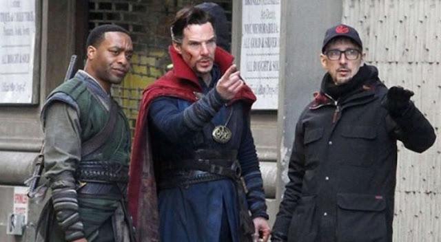 Doctor Strange 2 contará con Scott Derrickson de nuevo en la dirección