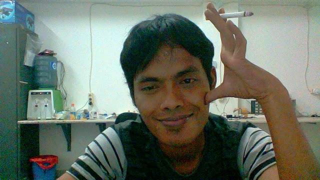 Ibnu Masud Alfikry lagi Astro Komputer Klapa Dua akses UI