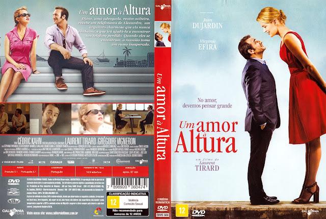 Capa DVD Um Amor à Altura
