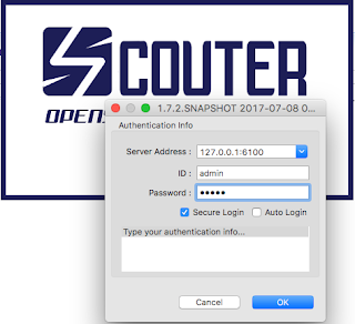 scouter client login