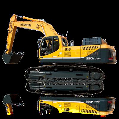 Hyundai Excavator Factory Service Repair Manual