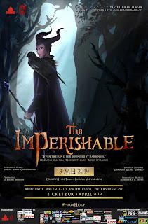 """Pentas Besar 2019 Teater Jubah Macan Padmanaba """"THE IMPERISHABLE"""""""