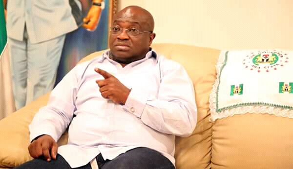 Ukwu mango Ariaria: @GovernorIkpeazu is solving problems from the root