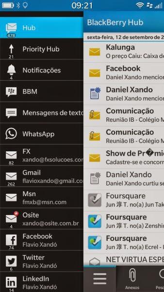 Fazendo justiça com o BlackBerry 10 modelo Z30 | IT Forum 365