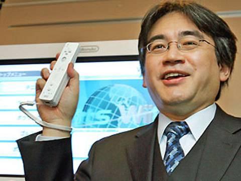 Satoru Iwata - Presidente da Nintendo