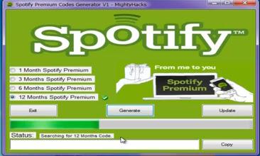 Spotify premium cheat : Api 570 latest edition