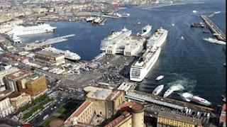 Porto Napoli: la Regione assegna al porto 148 milioni per opere