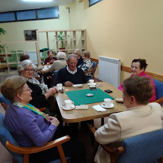 Hogar parroquial para nuestros mayores