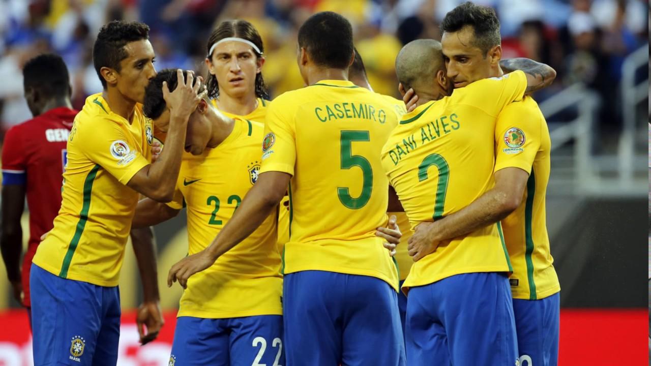 نتيجة مباراة البرازيل وأوروجواي 4-1 اليوم الجمعة 24-3-2017