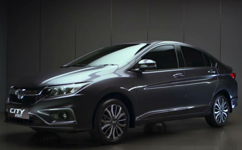 officially launched the honda city 2017 specs, features