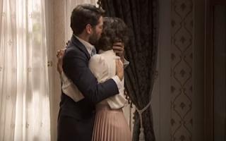 Camila e Hernando lasciano Il Segreto