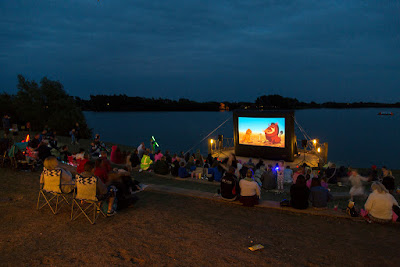 Tattershall Lakes Outdoor Cinema - Midsummer NIght's