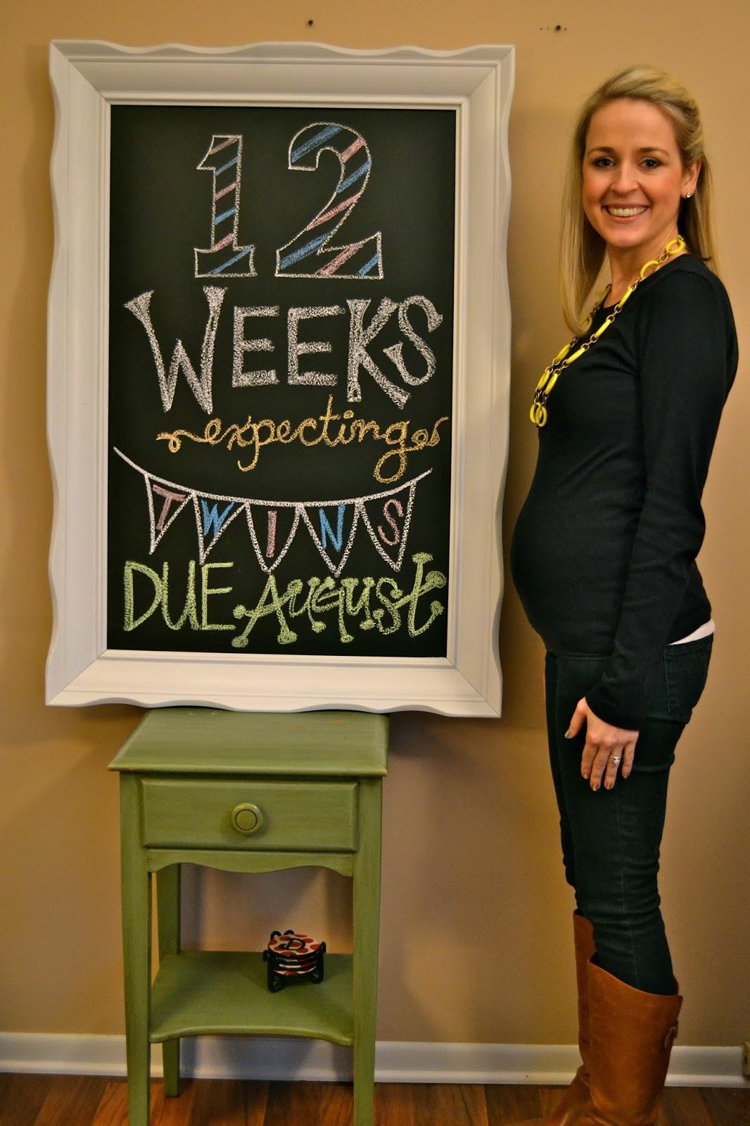 19 weeks pregnant milf creampied 10