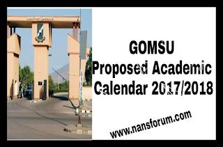 Image for GOMSU Logo