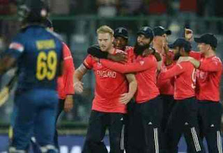 Although Sri Lanka lost by 10 runs and eliminated from the World Twenty20, Mathews' knock will be long remembered
