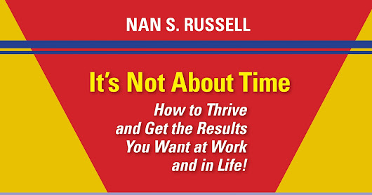 "Beacon Publishing Group Releases ""It's Not About Time"" Written By Author Nan S. Russell"