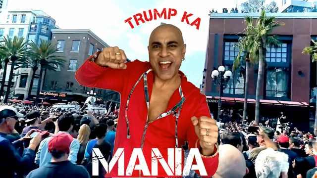 Baba Sehgal Trump Ka Mania Song