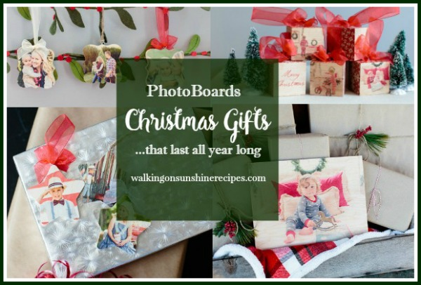 Cyber Monday Deals Christmas Shopping with PhotoBarn from Walking on Sunshine